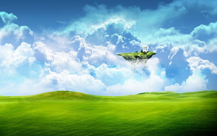 landscape wallpaper. CG Landscape Wallpapers
