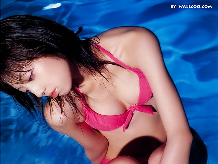 Desktop Wallpaper of Japanese Girls,Japanese Sexy idol : Yuko Ogura