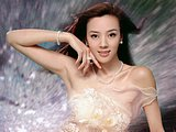 Chinese Supermodel : Zhou Na wallpapers8 pics