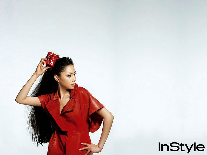 InStyle Best Beauty & Celebrities Models (Vol.2) - Instyle Cover Girls - Fashion Beauty Wallpaper  12