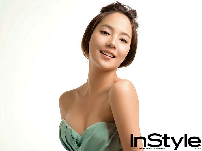 Instyle Korea Fashion Beauty Models Wallpaper 35