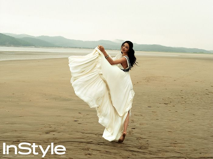 InStyle Best Beauty & Celebrities Models (Vol.2) - Instyle Cover Girls - Fashion Beauty Wallpaper  6