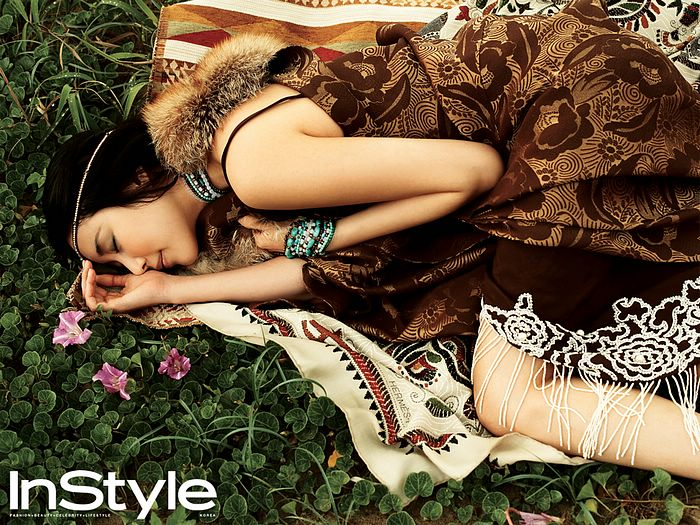 InStyle Best Beauty & Celebrities Models (Vol.2) - Instyle Cover Girls - Fashion Beauty Wallpaper  18