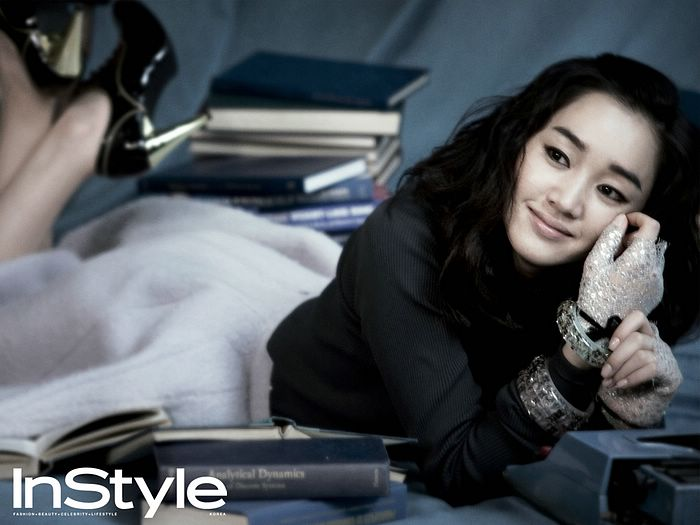 InStyle Best Beauty & Celebrities Models (Vol.2) - Instyle Cover Girls - Fashion Beauty Wallpaper  21