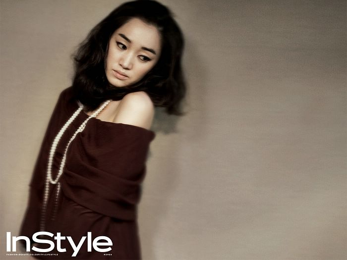 Instyle Korea Fashion Beauty Models Wallpaper 23