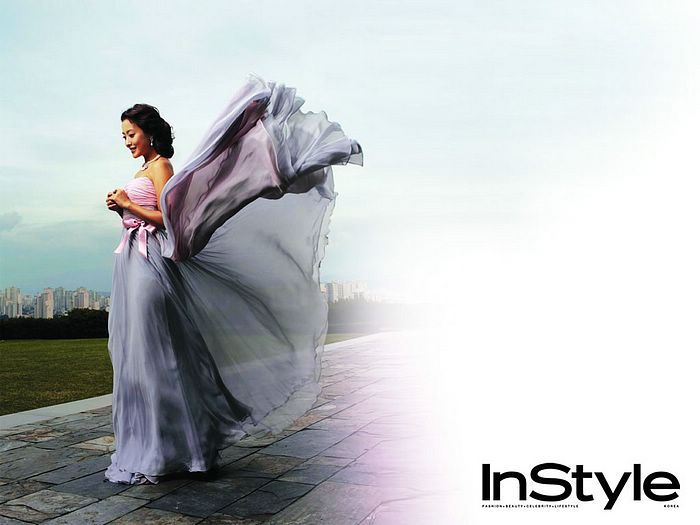 InStyle Best Beauty & Celebrities Models (Vol.2) - Instyle Cover Girls - Fashion Beauty Wallpaper  15