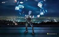 Windows Server 2008 IT 24-7 Robot Wallpapers8 pics