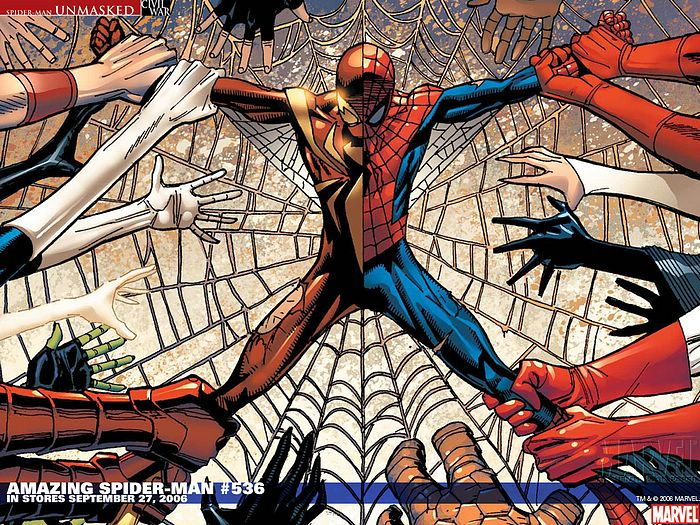 Marvel Comics Wallpaper Collection Vol06