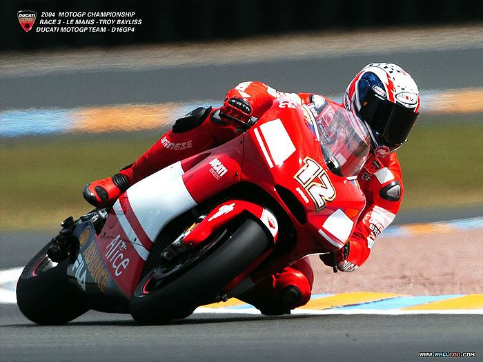 ducati wallpapers. Ducati Desmosedici in 2004