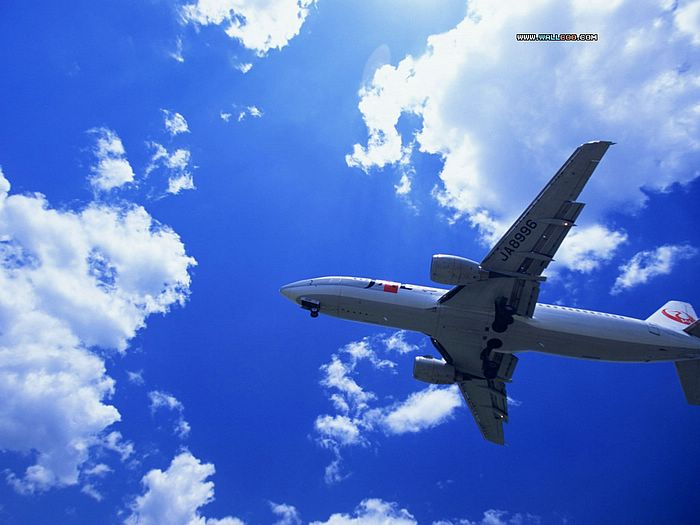 plane wallpapers. Sky - Airplane Wallpaper,