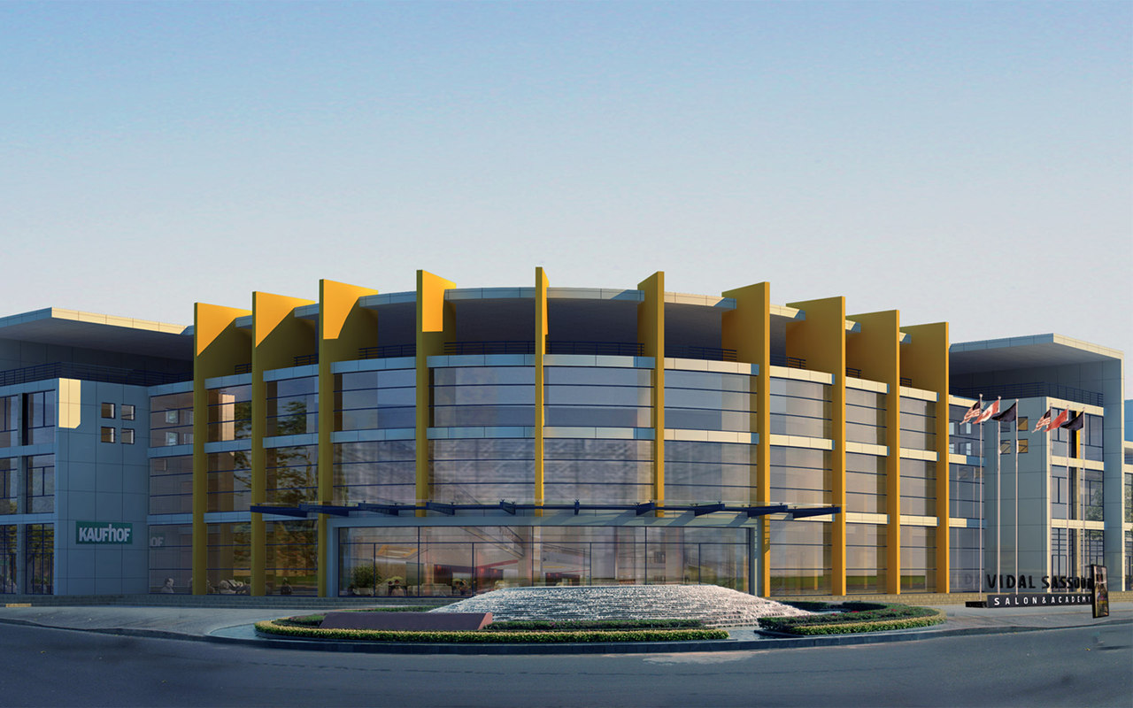 Architecture Design Architectural Renderings Of