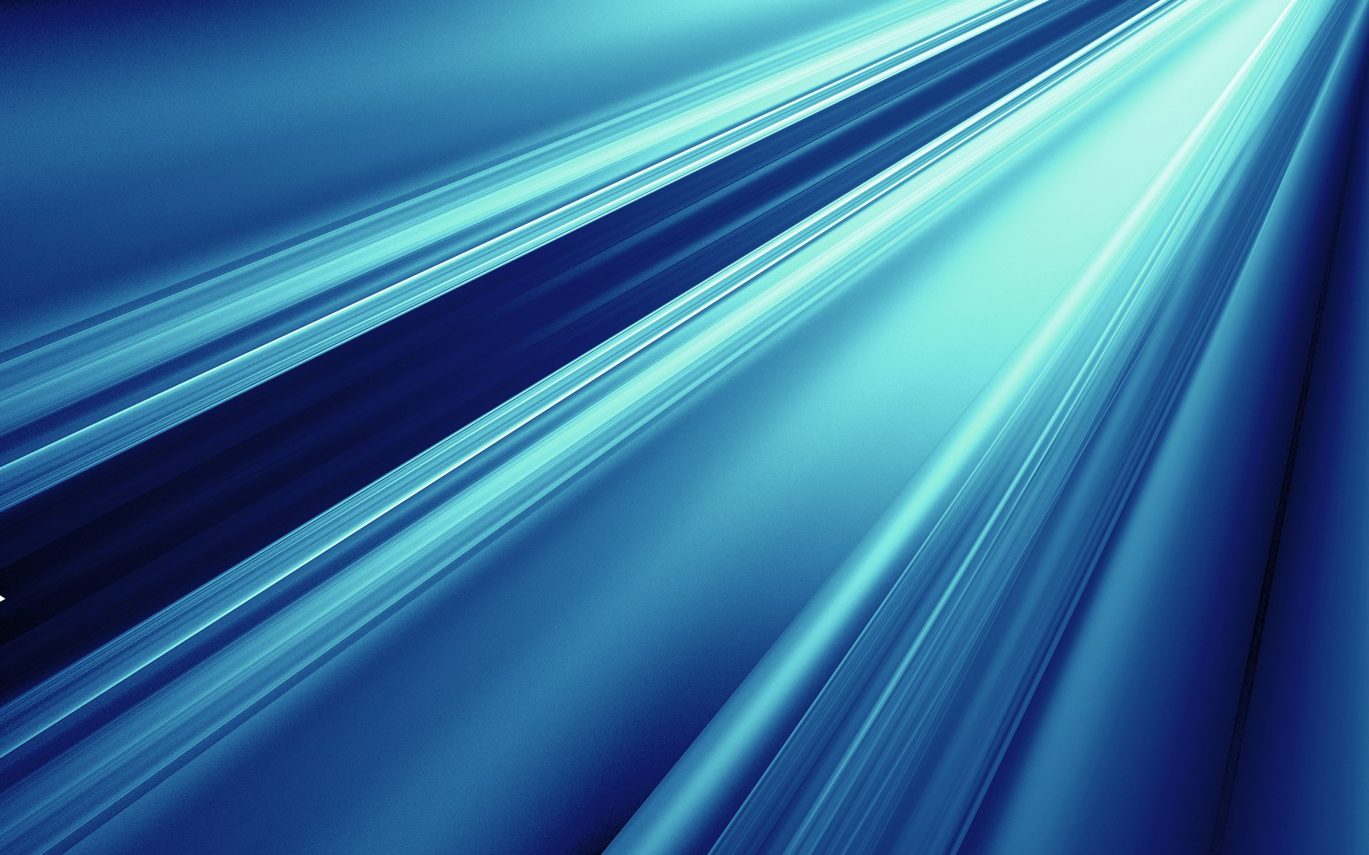 HD Abstract Blue Background - Blue Abstract Light Effect 1920*1200 NO