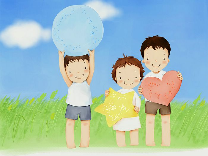 Of children e01 psd 046 2 digital illustration of children b10 psd 047