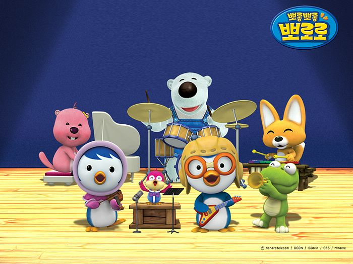 Pororo 3d cartoon characters wallpapers 10 wallcoo pororo the little penguin cartoon cahracters pororo 3d cartoon characters wallpapers 10 altavistaventures Image collections