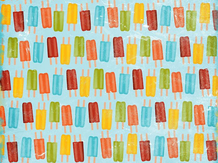 Art Paper Patterns Colorful Ice Lollies Background 18 Wallcoo Net
