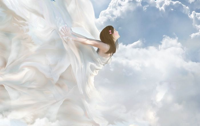 Fantasy Girls by Photo manipulation  - Beauty Of Heaven - Fantasy Girls by Photo Manipulation, 1920*1200 4