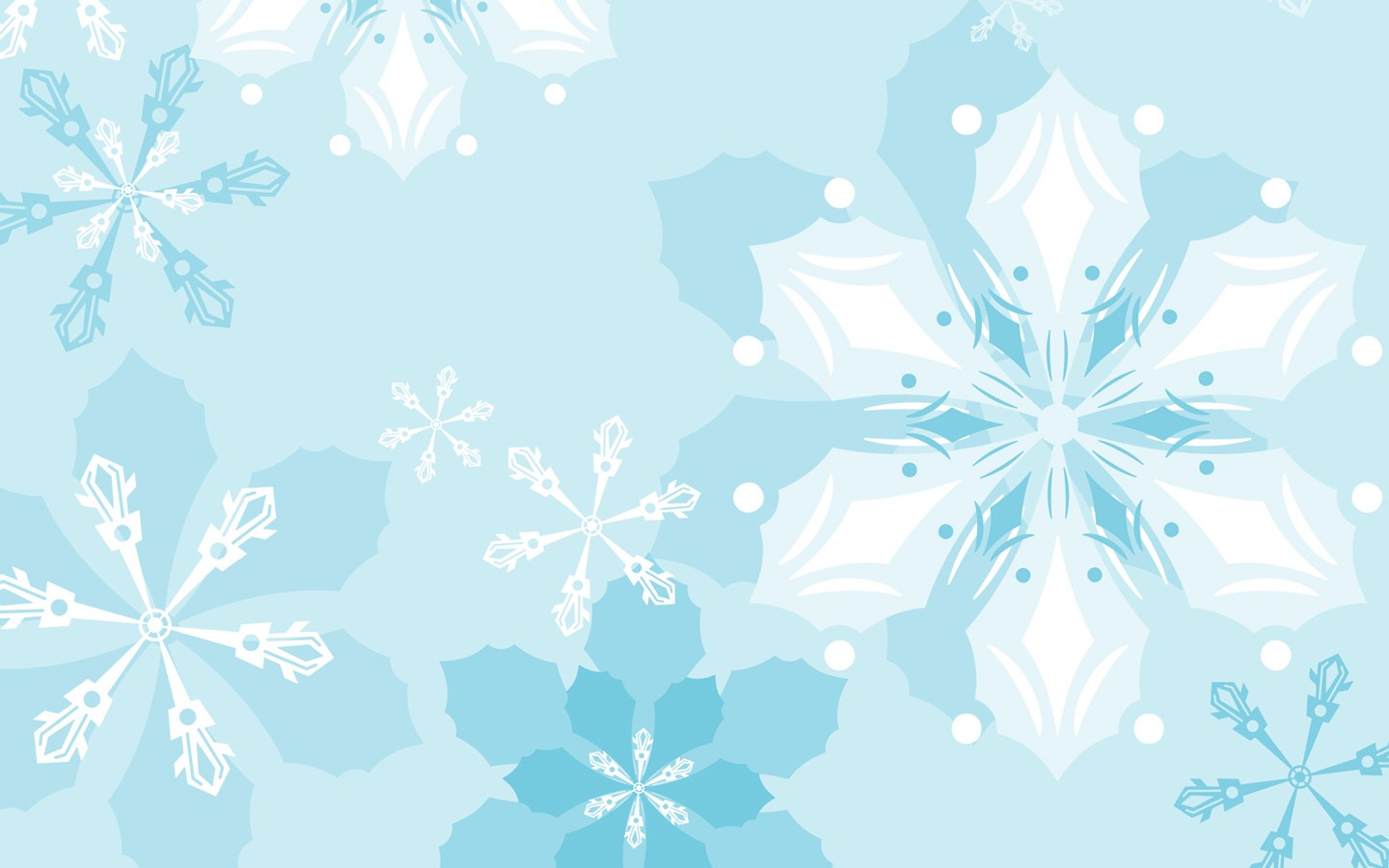 abstract winter background free - photo #1