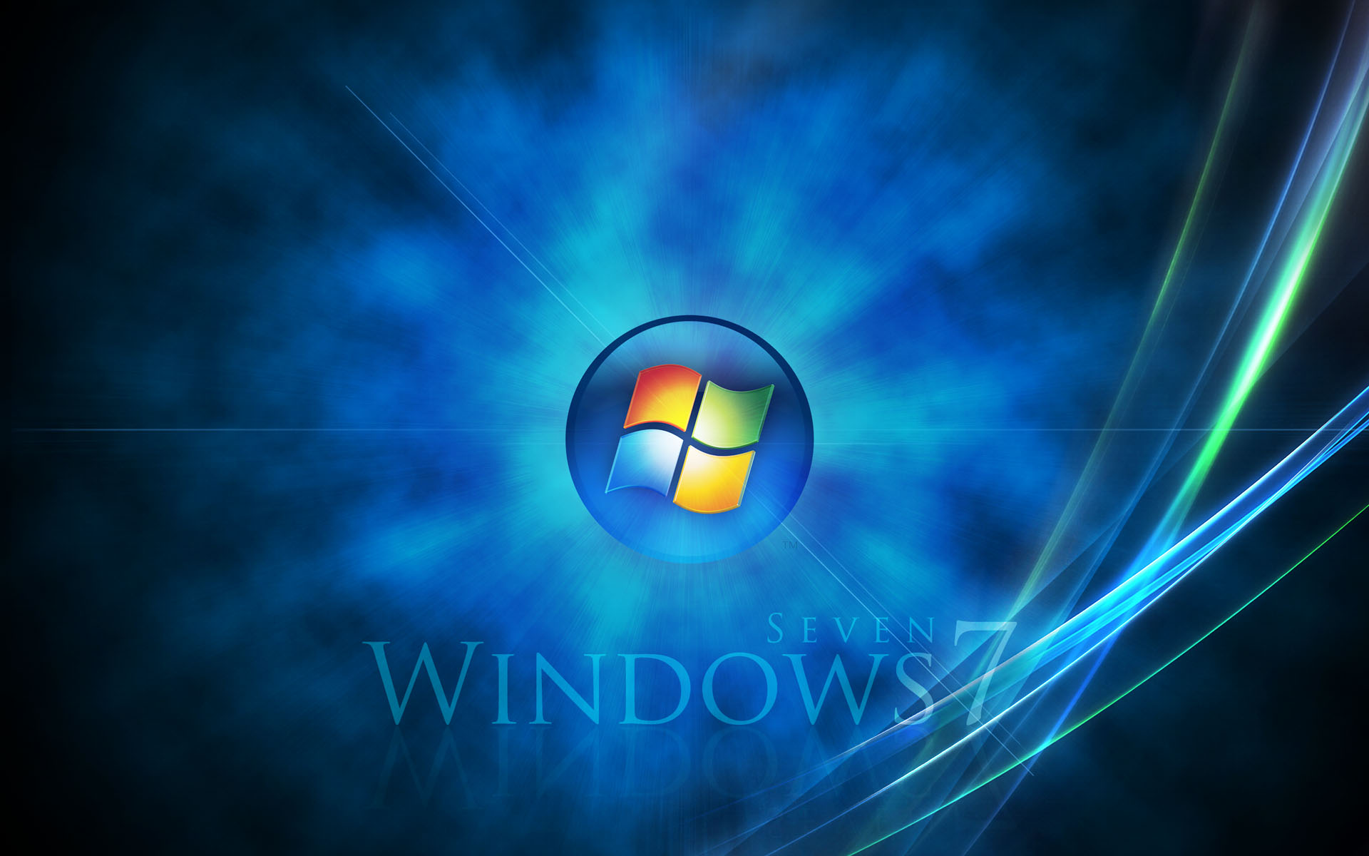 hd windows seven abstract wallpapers 1920x1200