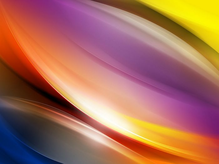 Apple IMac Colorful Abstract Light Wallpapers 1920x1200