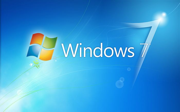 Windows 7 logo abstract wallpaper 1 for Architecture wallpaper windows 7