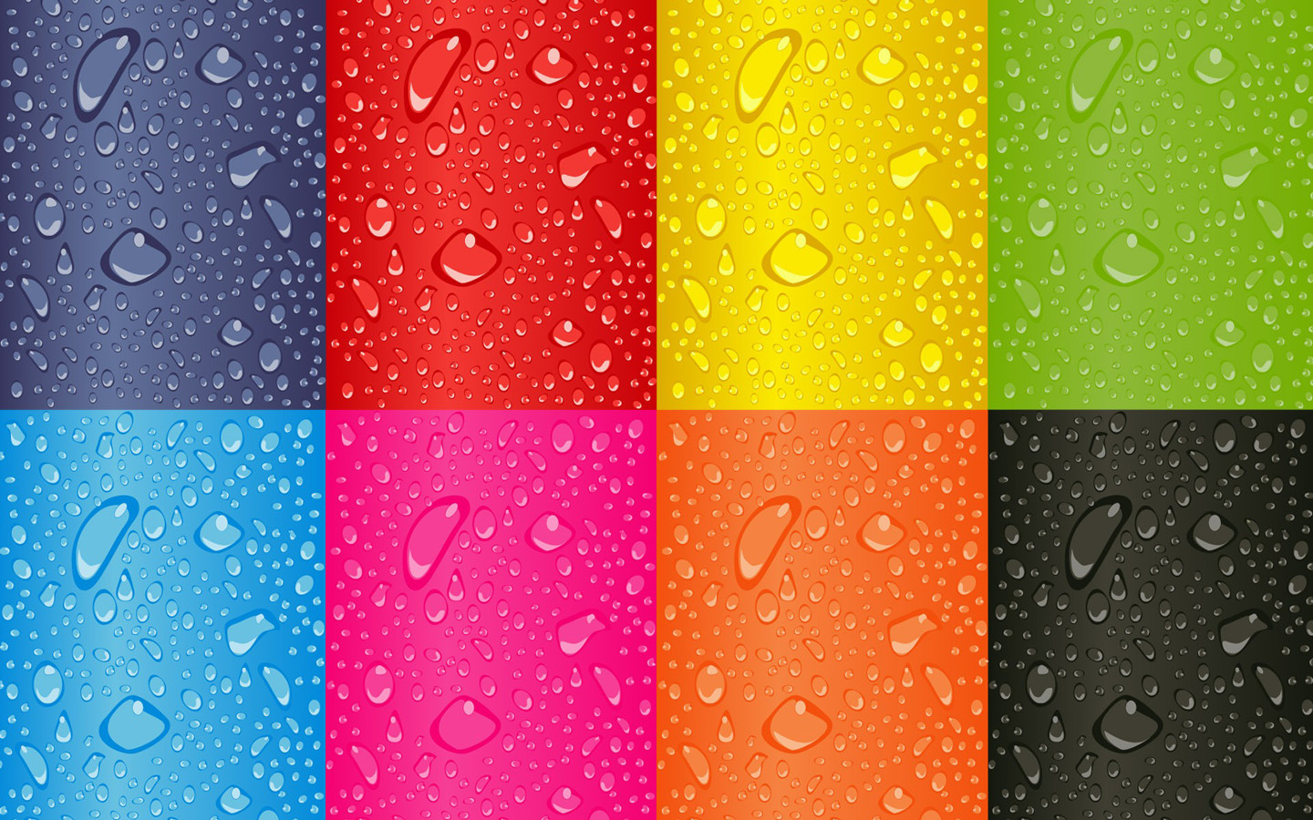 Colour And Pattern abstract_rainbow_colour_pattern_4116 1440x900 wallpaper 9