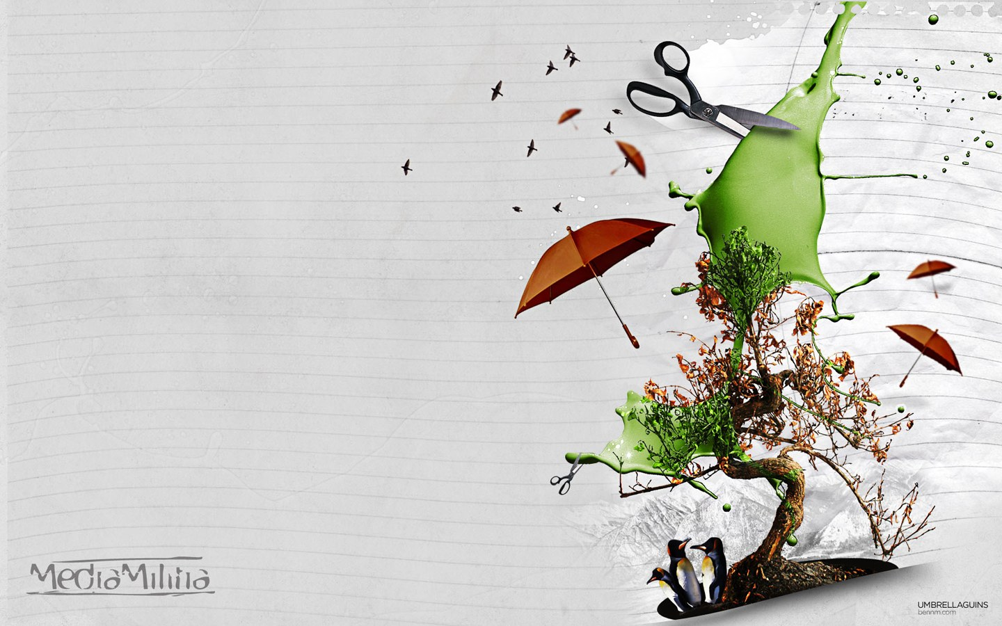 Creative design - cg fantasy design wallpapers 1440*900 no.13