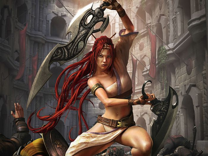 heavenly sword wallpaper. Artwork Wallpaper