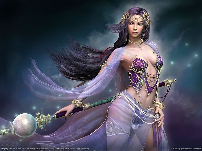 Fantasy Girl Wallpaper Best