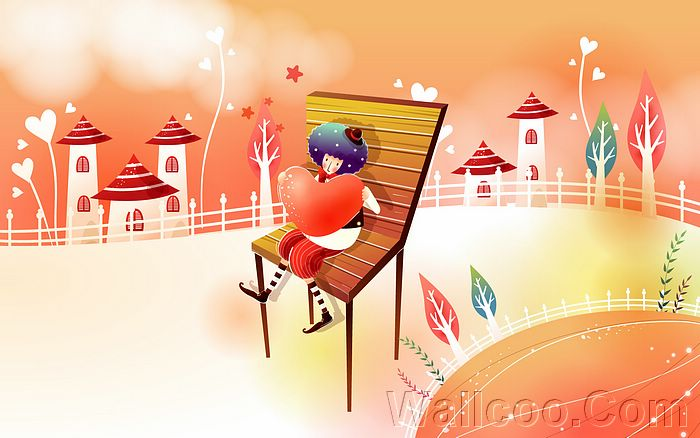 wallpaper cartoon. Wallpaper 、Cartoon