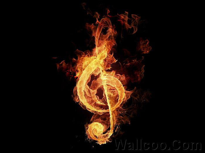 Music+symbols+wallpaper