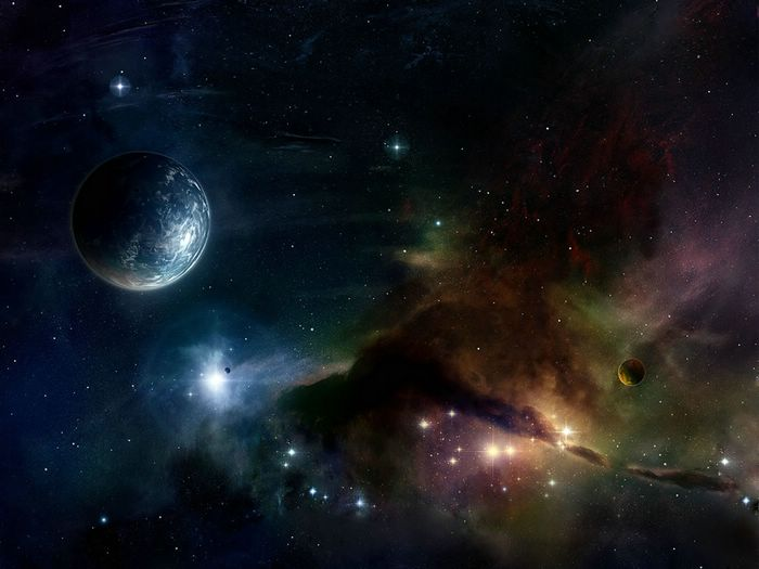 space wallpaper hd. HD Space Art : Galaxies,