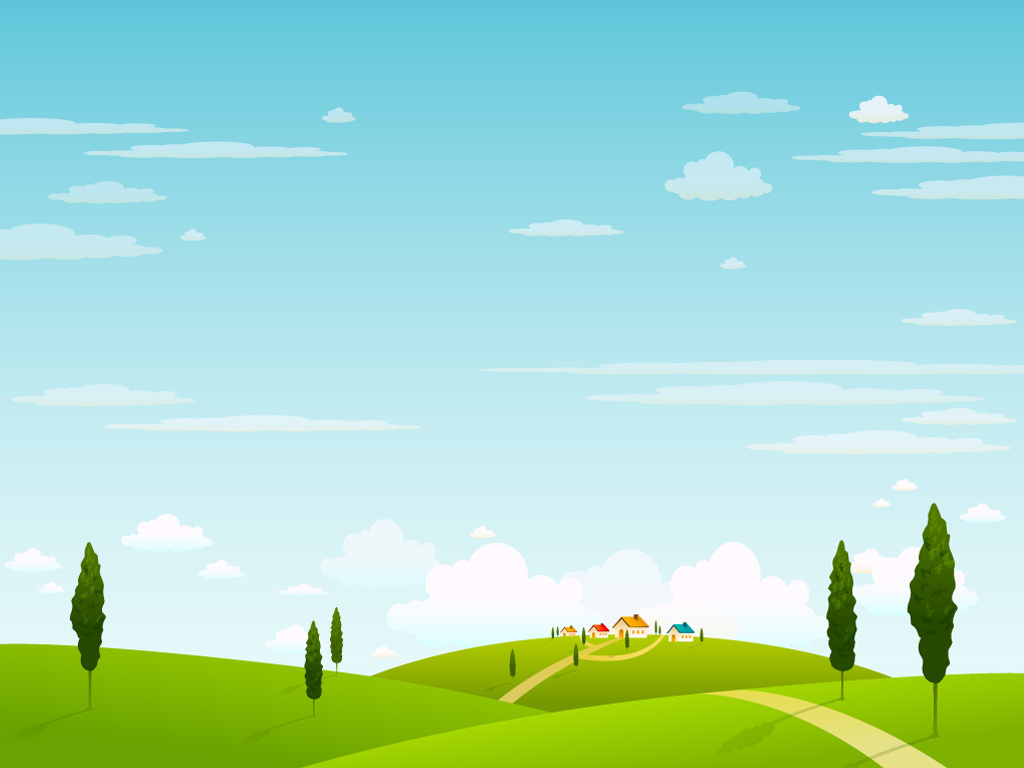 Vector Landscape And Business Concept (Vol.02) 1024x768 NO