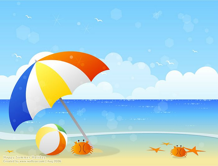 summer vector illustraitons - photo #36