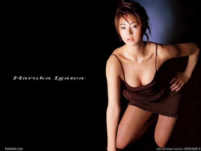 desktop wallpaper japanese. Japanese Actress - Haruka