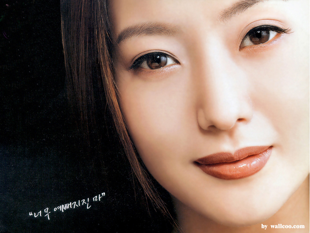 Face of Angel - Sweet Korean Celebrity Portraits 1024*768 NO.8 ...