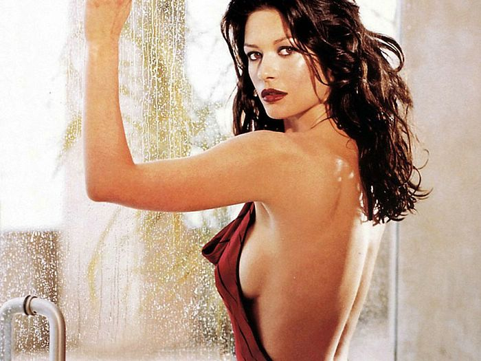 wallpaper catherine zeta jones. Sexy Catherine Zeta Jones