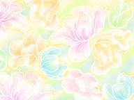 Elegant Floral Pattern Design - Colors in Japanese Style(Vol.02)50 pics