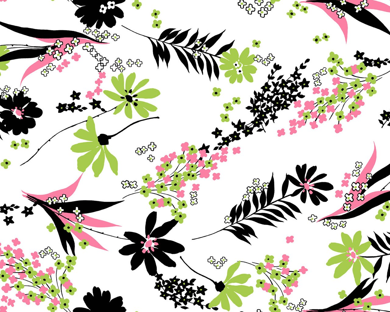 Flower Pattern & Colors in Japanese Style (Vol.2 ...