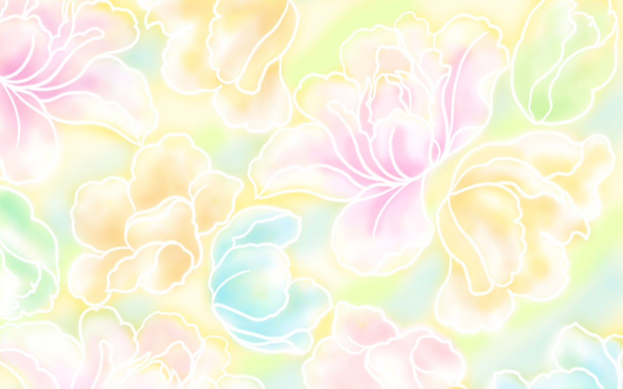 Simple flower wallpaper patterns - photo#4