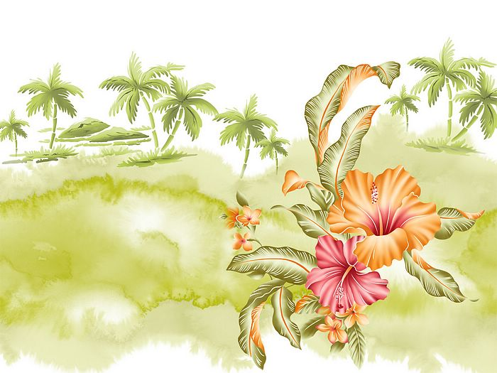 Artistic Floral Illustrations and Designs (Vol.01) - Artistic Flower Art Illustration   Picture  11