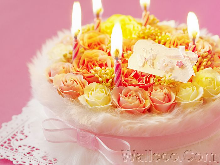 cakes with flowers on them. +cakes+with+flowers