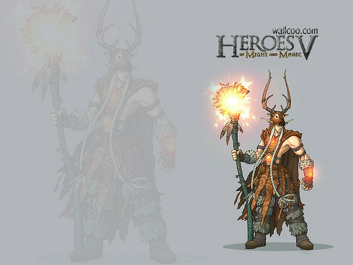 Heroes Of Might And Magic V Concept Art Wallpaper 5 Wallcoonet