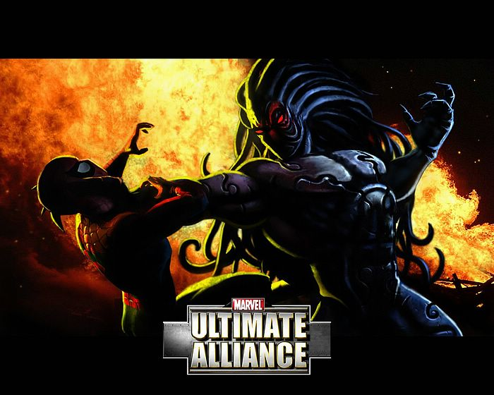 marvel ultimates wallpaper. Marvel: Ultimate Alliance Game Wallpaper : Blackheart - Marvel Ultimate