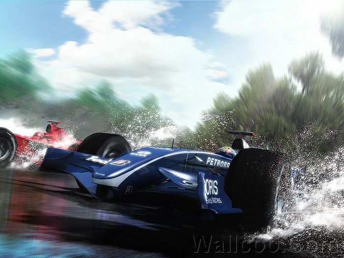 formula 1 wallpaper. Formula One 06 - F1 06