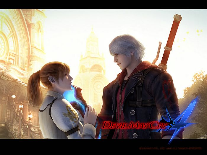 wallpapers xbox. wallpapers xbox 360. Xbox360:Devil May Cry 4 Game