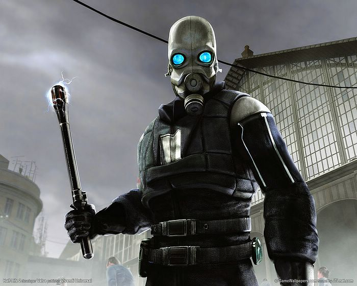 Half Life 2 Game wallpapers: