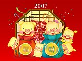 Chinese New Year Wallpapers - Year of Pig20 pics