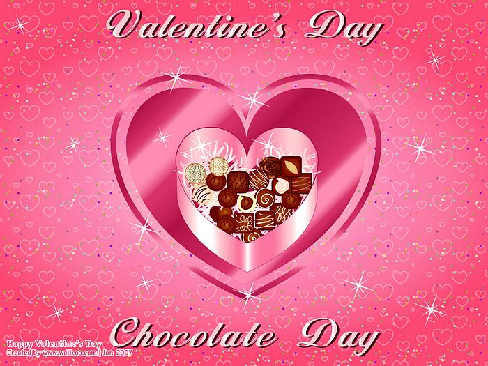 Valentine\'s Day wallpaper - Heart Shaped & Love Themed for ...