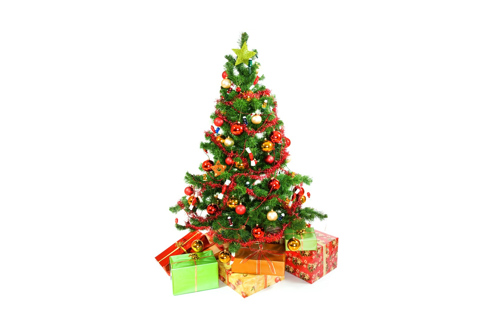 Outstanding Christmas Tree and Presents 1680 x 1050 · 162 kB · jpeg
