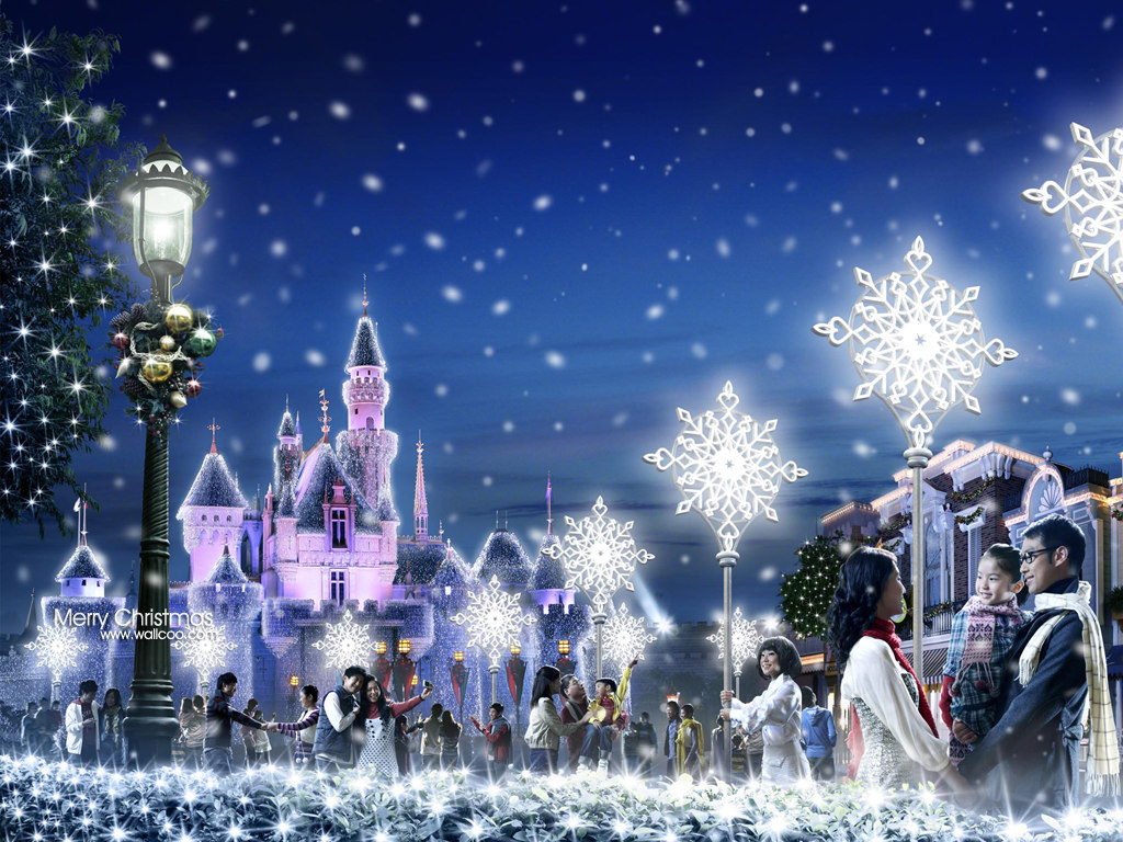 Christmas Fantasy Wallpaper All Hd Wallpapers Gallery